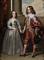 Willem II en zijn bruid Maria Stuart Rijksmuseum SK-A-102.jpeg