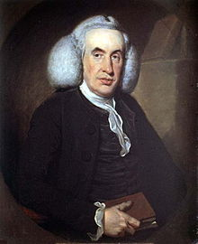 Portrait de William Cullen