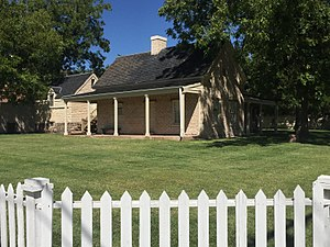 National Register of Historic Places listings in Washington County, Utah - Image: William F Butler house, St. George, Utah