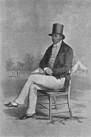William Ward (cricketer) - William Ward