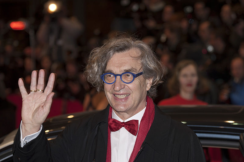 Wim Wenders at the Berlin Film Festival 2011