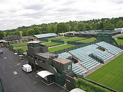 All England Lawn Tennis and Croquet Club