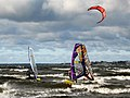 Windsurfing, Tallinn Bay, october 2008.jpg
