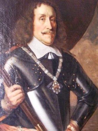 Witte de With - De With in 1654