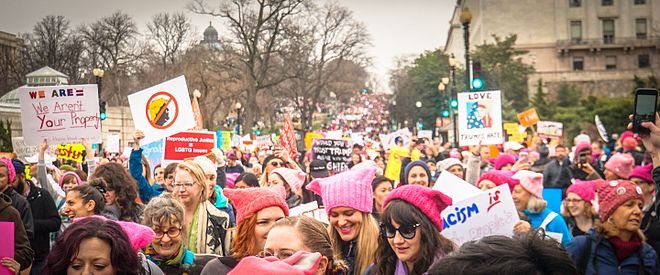 Women's March Washington, DC USA 14.jpg