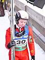 World Junior Ski Championship 2010 Hinterzarten Maren Lundby 043.JPG