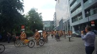 Файл:World Naked Bike Ride Brussels 2018 video.webm