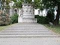 World War I memorial by Zsigmond Kisfaludi Strobl (1943), Kecskemét 2016 Hungary.jpg