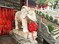 Wuhan - Baotong Temple - DSCF1445.JPG