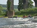 Wye rapid between bridges - geograph.org.uk - 1225205.jpg