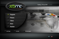 Image illustrative de l'article XBMC Media Center
