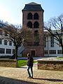XI. Altstadt Campus Universität Heidelberg Innenhof Hexenturm .jpg