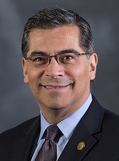 Xavier Becerra 33rd Attorney General of California