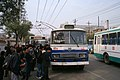 Xi'an trolleybus 103 in 1999.jpg