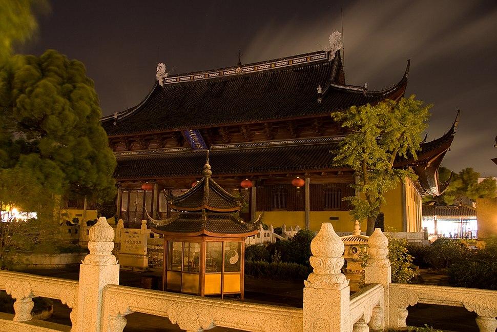 Xuanmiao Guan (Temple of Mystery), Suzhou.jpg