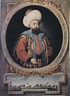 Portrait of Bayezid I by Cristofano dell'Altissimo