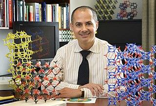 Omar M. Yaghi American chemist