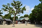 矢作神社(大阪府八尾市)