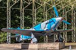 Yakovlev Yak-3 in the Great Patriotic War Museum 5-jun-2014.jpg