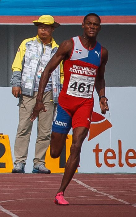 Leichtathletik-Weltmeisterschaften 2015/200 m der Männer ...