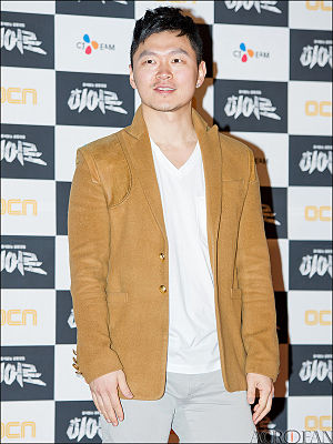 Yang Dong-geun - Yang Dong-geun in March 2012