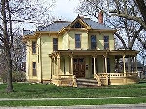 Sherman Hill Historic District - 1623 Center Street (1884)