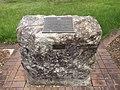 Yeronga Memorial Park cenotaph foundation stone.jpg