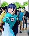 Yoru as Miyuki Shiba standing, left side 20210502a.jpg