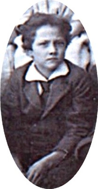 Varian Fry - Photograph of Varian Fry (1907-1967) taken when he was a child