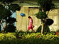 Young Woman in Street - Near Wat Arun - Bangkok - Thailand (11730322865).jpg