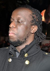 Youssoupha auf den NRJ Music Awards 2013