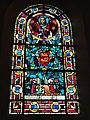 Ypreville-Biville (Seine-Mar.) église d'Ypreville, vitrail 04.jpg