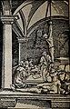 Zasliševanje z natezalnico, lesorez iz knjige Rosenow, Kulturbilder aus den Religionskämpfen des 16. und 17. Jahrhunderts.jpg