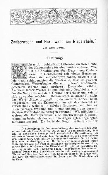 File:Zauberwesen und Hexenwahn am Niederrhein.djvu