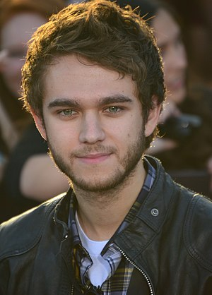 Zedd - Zedd in Los Angeles at the film premiere of Divergent, 18 March 2014
