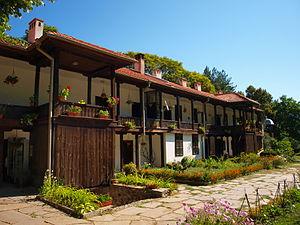 Zemen Monastery - Image: Zemen Monastery TB (3)