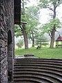 Zen Mountain Monastery rain spout.jpg