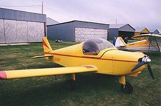 Zenair - A Zenair CH 200, the first Chris Heintz design marketed