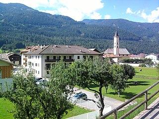 Ziano di Fiemme Comune in Trentino-Alto Adige/Südtirol, Italy