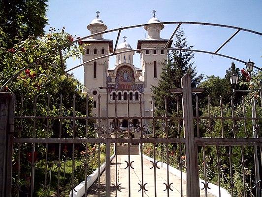 Assumption Cathedral, Zalău