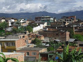 Guateque - Image: Zona Urba Guateque