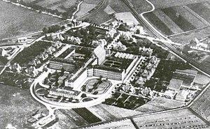 Fritz Angerstein - Central Prison Freiendiez in Diez, where Angerstein was executed