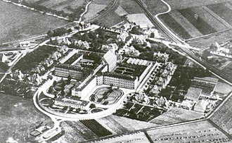 Fritz Angerstein - Central Prison Freiendiez in Diez, where Angerstein was executed