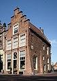 Zutphen, hoekpand met zwaar gerestaureerde trapgevel aan de Turfstraat RM41447 IMG 5584 2018-07-15 09.04.jpg