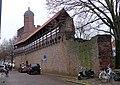 Zwolle Pletterstraat Stadsmuur bij Pelsertoren.jpg
