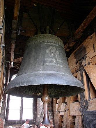 Inverted bell - Image: Zygmunt Dzwon