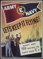 """""""Army-Navy production award"""" - NARA - 513620.tif"""