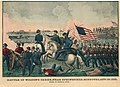 """Battle of Wilson's Creek, Near Springfield, Missouri, Aug. 10, 1861. Death of General Lyon."".jpg"