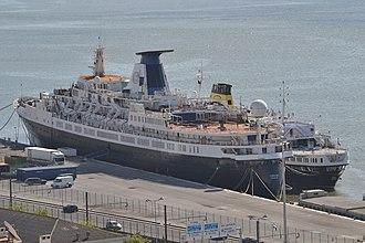 """Portuscale Cruises - Image: """"Lisboa"""" & """"Porto"""" Lisbon, 2014"""