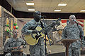 'Dragon' Battalion prayer breakfast attendees worship, sing DVIDS438140.jpg